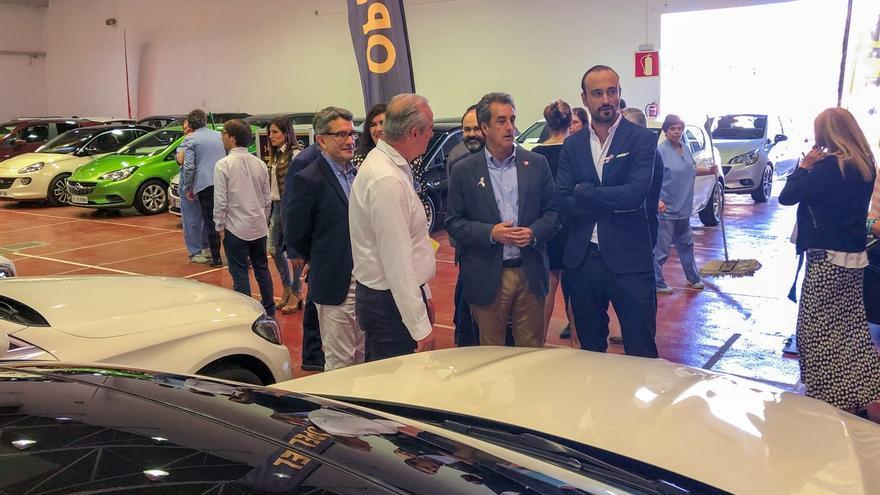 Abre sus puertas la Feria del Vehículo de Ocasión con unos 400 turismos