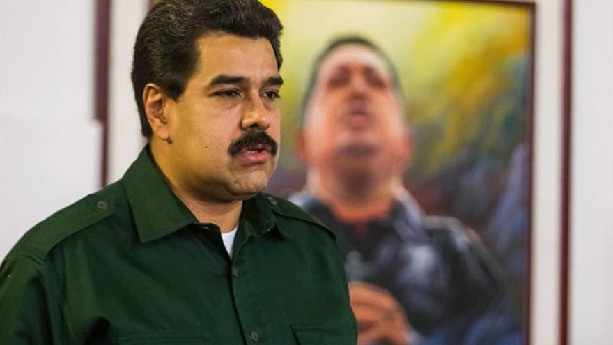 """Maduro dice que """"traidores"""" tienen un plan reformista contra su Gobierno"""