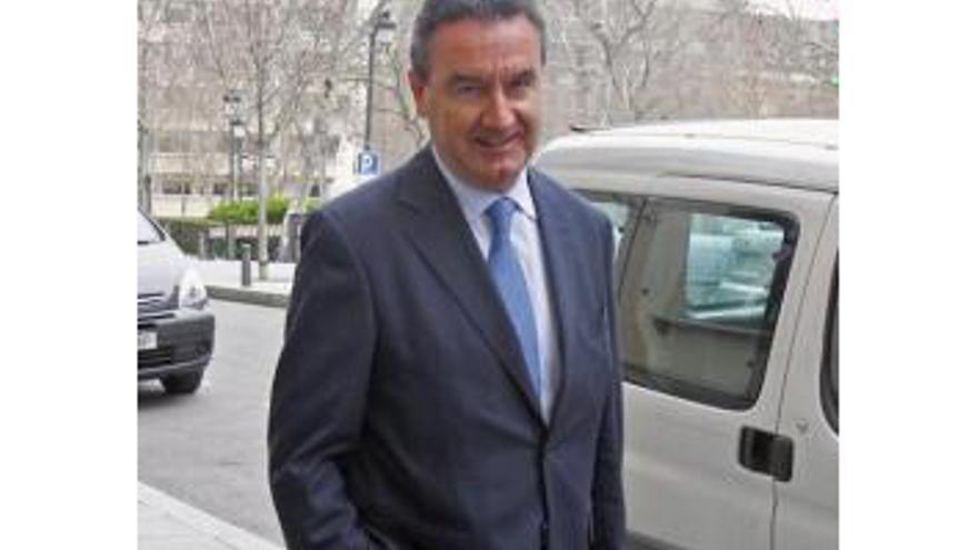 El que fuera diputado por Segovia, Jesús Merino.