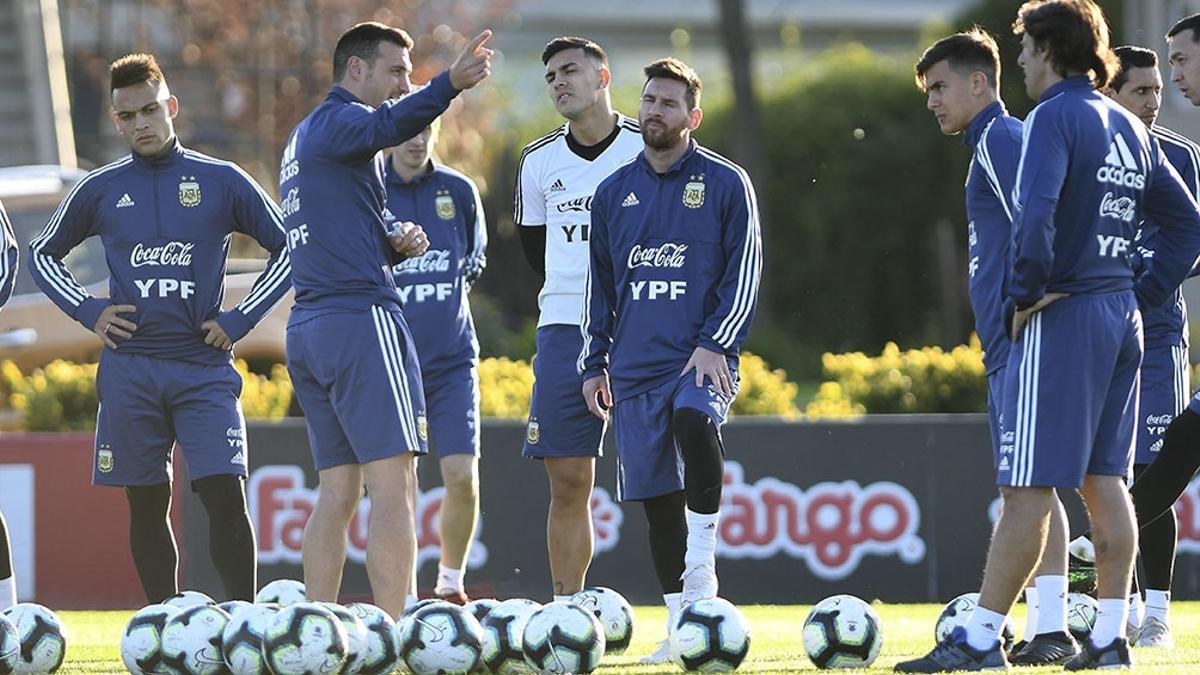 La AFA garantiza la presencia de Argentina en la Copa América