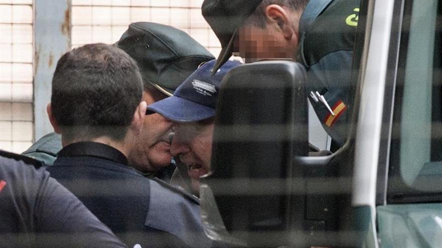 Piden mantener en prisión preventiva al acusado de matar a su mujer en Ourense