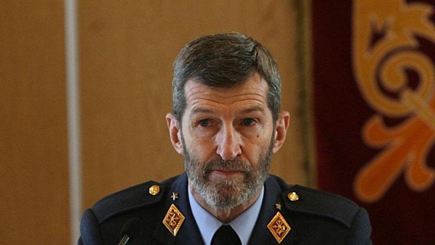El exJEMAD seguirá siendo militar mientras el Consejo de Ministros no le cese como vocal de la Orden de San Hermenegildo