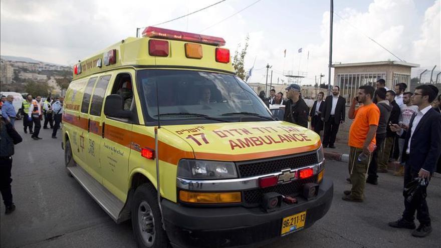 Una palestina muerta tras intentar apuñalar a guardas israelíes en Cisjordania
