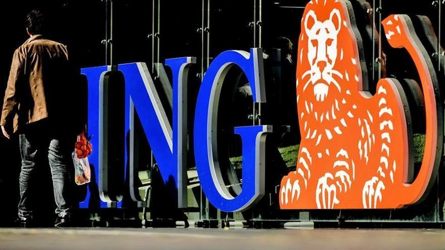 ING ganó un 90% más en 2018 en España y Portugal por ingresos extraordinarios