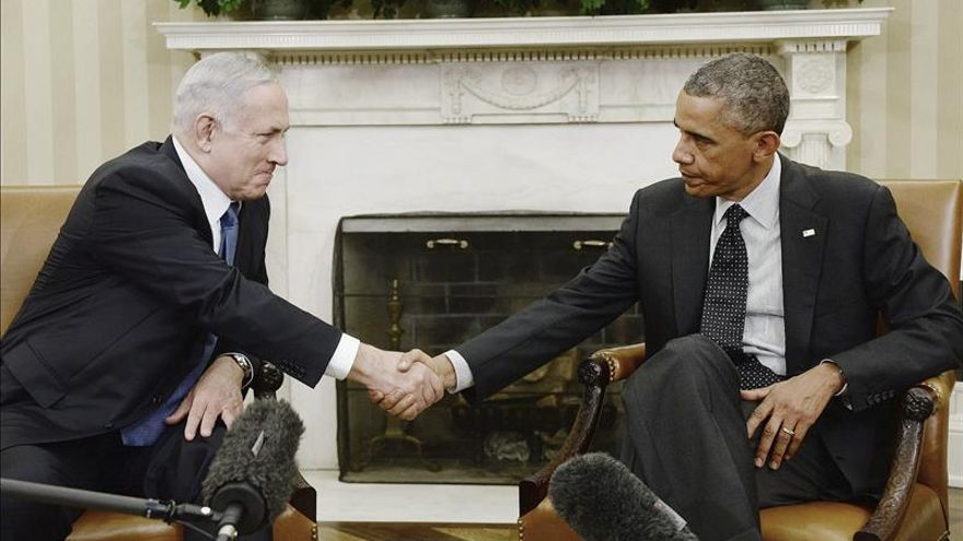 Obama prevé recibir a Netanyahu en la Casa Blanca a comienzos de noviembre