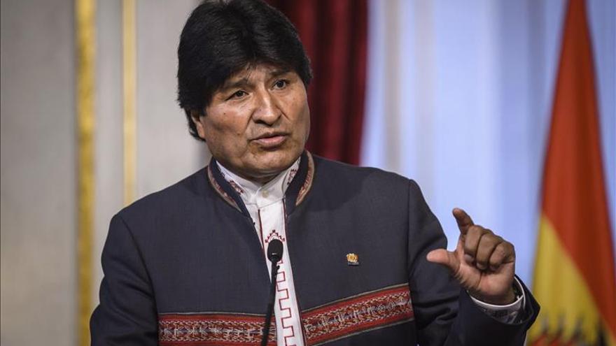 El presidente de Bolivia viaja a la Cumbre del Mercosur