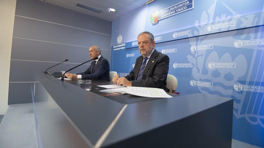 "Gobierno Vasco cree que hay que ser ""optimista moderado"" respecto a un posible acuerdo presupuestario con E-Podemos"