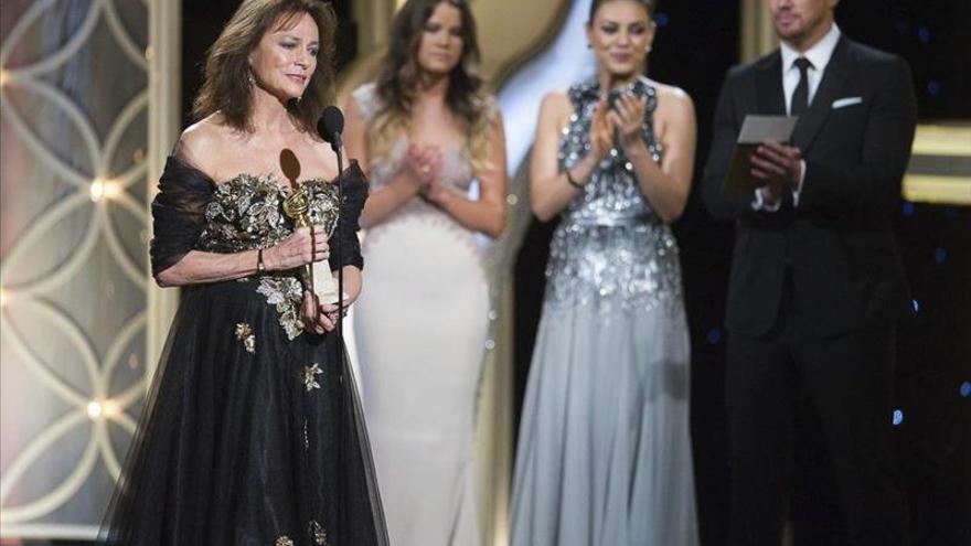Los Globos de Oro consiguen su mejor audiencia de los últimos 10 años