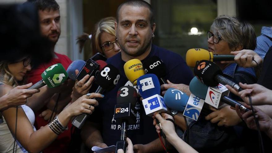 """La CUP acusa a JxSí de """"legitimar"""" al TC e """"incumplir"""" el mandato soberanista"""
