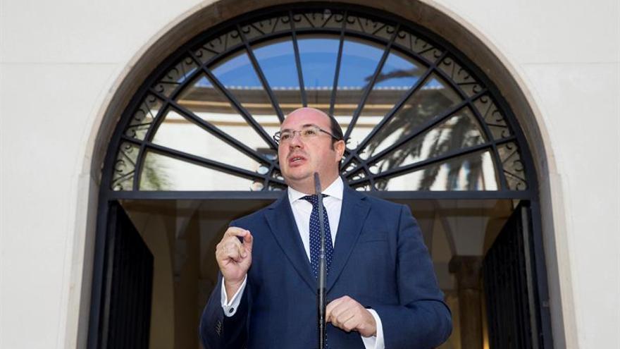 El Gobierno de Murcia dice que no tiene plan B: el presidente es Sánchez