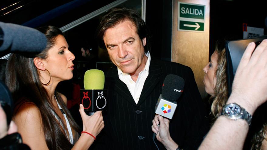 Pepe Navarro gana en los tribunales a Telecinco y Antena 3