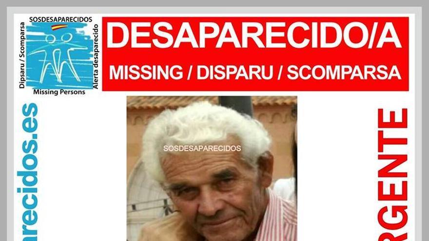 Servicios de emergencia buscan a un hombre enfermo de Alzhéimer desaparecido en Punta del Hidalgo.