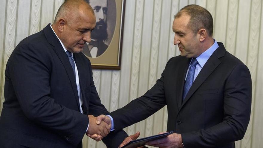 El populista Boiko Borisov recibe el encargo de formar gobierno en Bulgaria