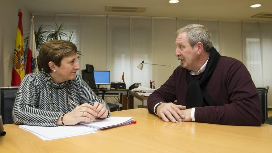 Sanidad mejorará la asistencia y el transporte en los valles de Iguña y Anievas
