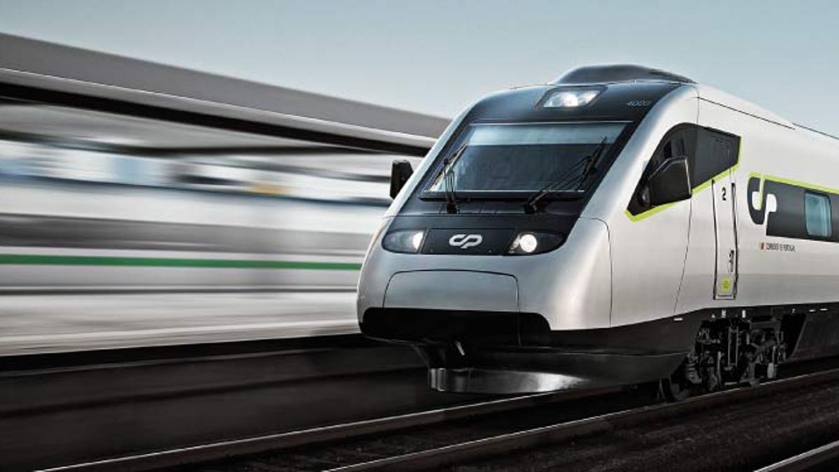 Alfa Pendular, el mejor servicio ferroviario que opera en Portugal, entre el norte y sur del país pasando por Lisboa