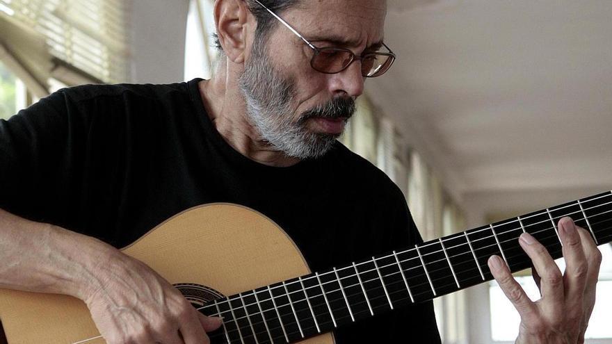 Leo Brower, una de las mayores personalidades de la música iberoamericana.