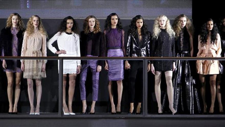 La 080 Barcelona Fashion tienta a los empresarios rusos con su moda