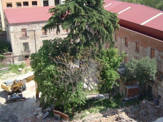 Foto tomada desde la azotéa del 3 de Mejía Lequerica   Jacob Cueva