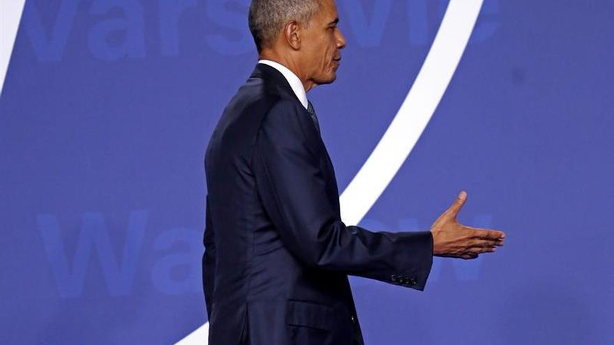 Obama confirma a Rajoy que mantiene su visita a España