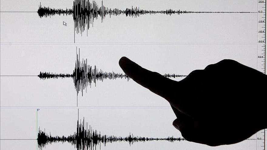Dos terremotos de 4,8 y 5,5 grados azotan Taiwán