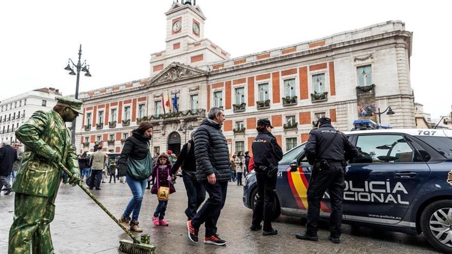 Interior avisa de que alertas sobre atentados inminentes en España son falsas