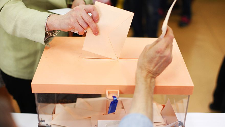 Los españoles tienen hoy una nueva cita con las urnas