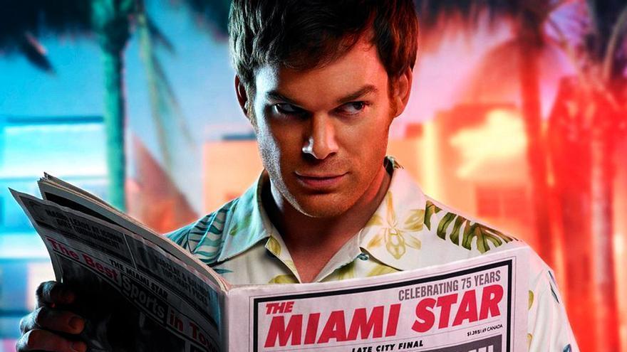 Michael C. Hall en 'Dexter'