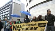 """El Congreso plantea """"paralizar"""" la mina de uranio de Salamanca y aclarar ya el futuro del almacén nuclear"""