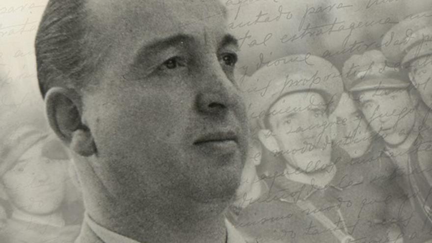 'Melchor Rodríguez, el ángel rojo'.
