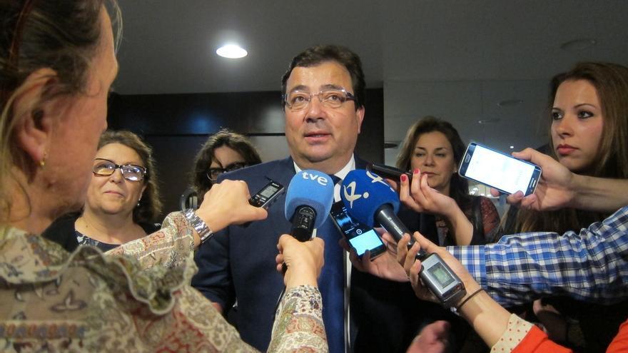 """Vara insiste en que el PSOE pondrá su voto """"desde la oposición"""" para ir """"contra"""" los """"recortes que otros quieran hacer"""""""