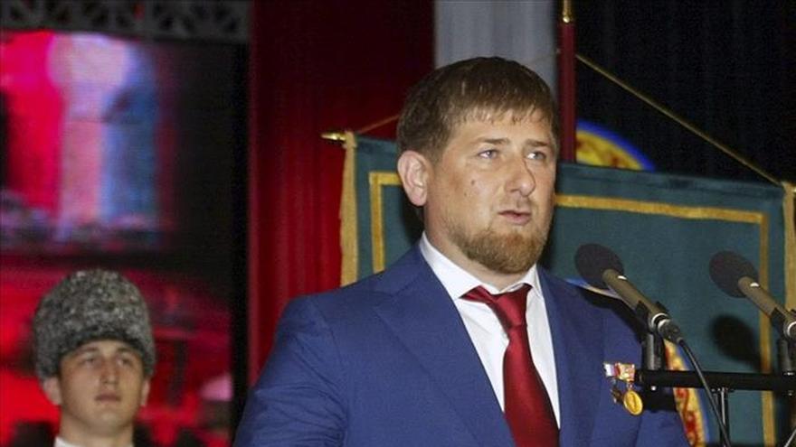 El líder chechén dice estar dispuesto a dar su vida por Putin
