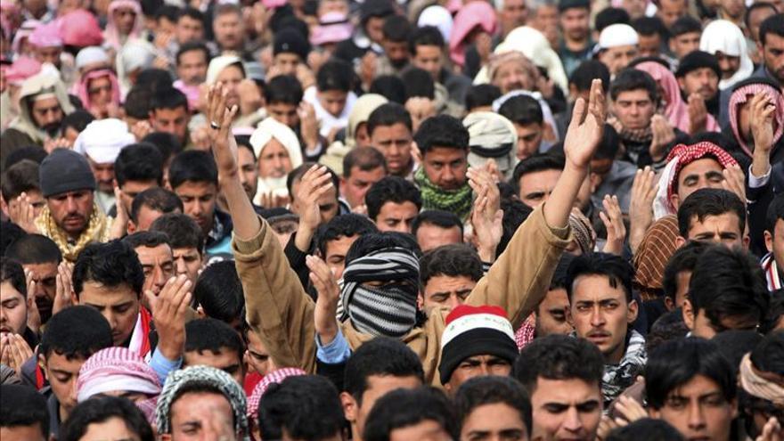 El principal bloque opositor iraquí anuncia su boicot a las sesiones del Gobierno