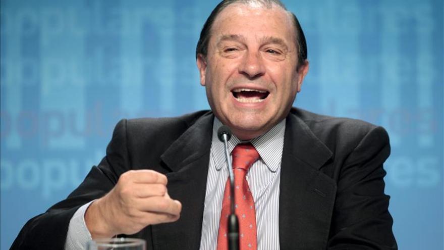 """Pujalte (PP) dice que Fabra es amigo suyo aunque haya hecho """"algo mal"""""""