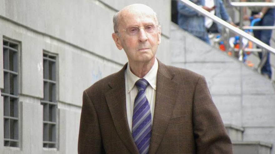 Imagen de archivo de José Rodríguez Ramírez, exdirector de 'El Día'.