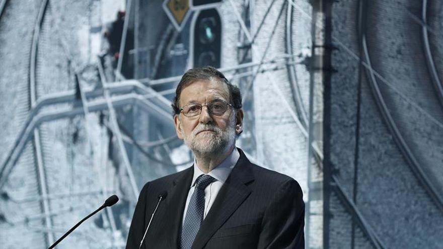Rajoy clausura el Congreso del PP de Castilla y León