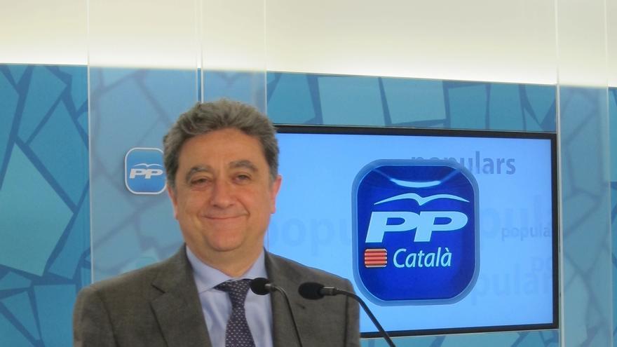 El PP catalán no ve extrapolable a Cataluña el resultado
