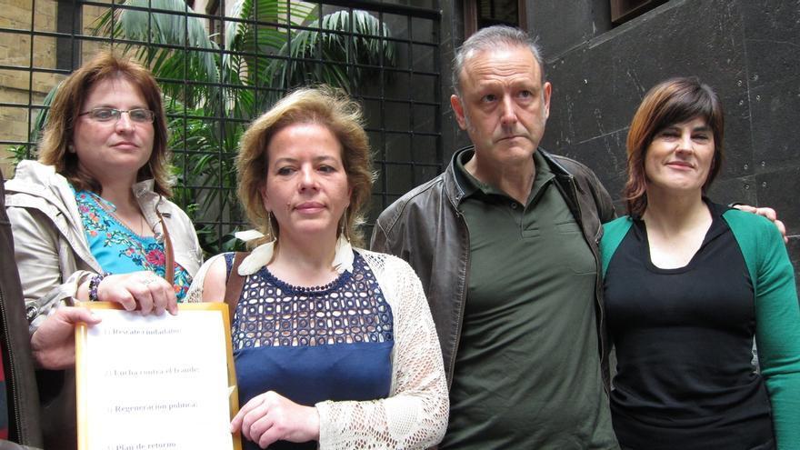 """Uriarte descarta ruptura en Podemos Euskadi y dice que """"no es un verdadero problema"""" dónde se presente López de Uralde"""