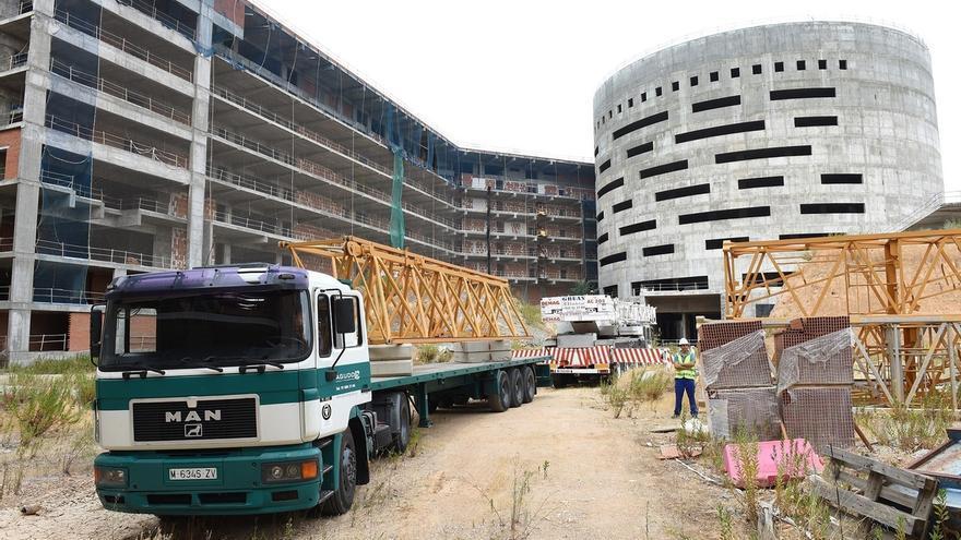 """El plan de ejecución del hospital de Toledo no ha tenido entrada en el registro del Ayuntamiento pero lo hará """"pronto"""""""