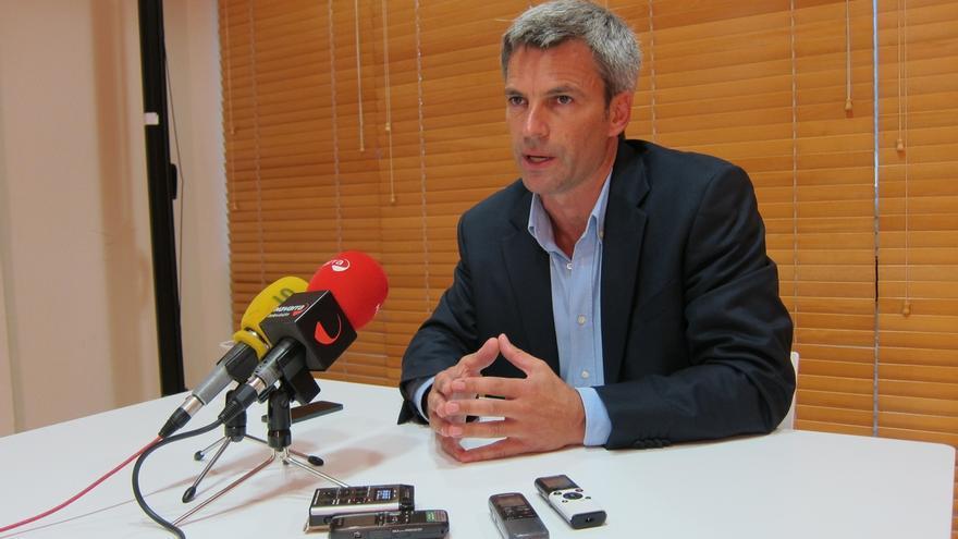 Juan José Rubio, en una comparecencia anterior / Foto: E.P.
