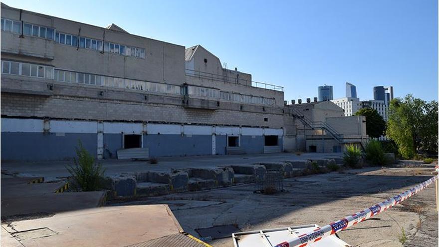 Antigua fábrica de Clesa (Foto: COAM)