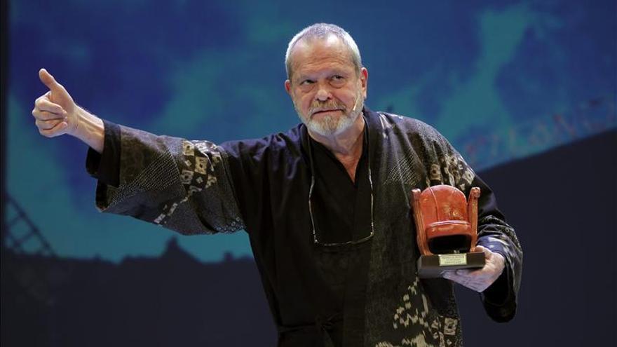 """""""El hombre que mató a Don Quijote"""" ha vuelto """"supersticioso"""" a Terry Gilliam"""