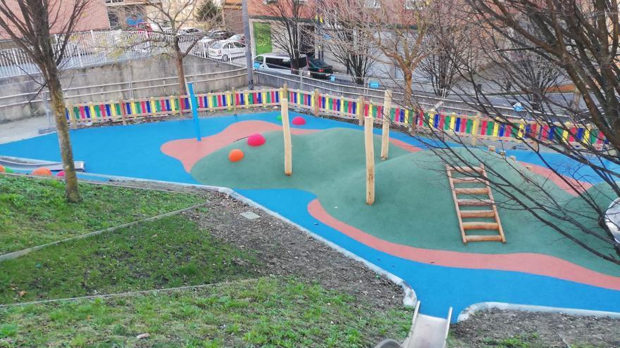Parque infantil de la calle Garate
