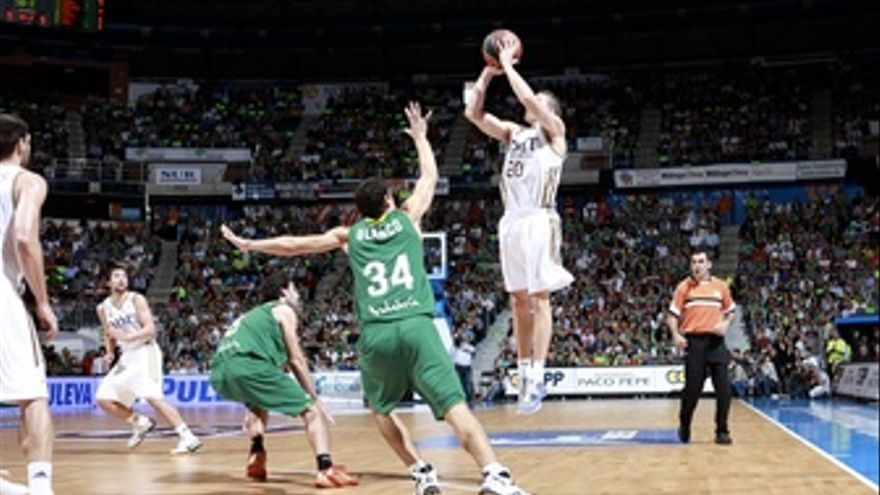 Unicaja-Real Madrid