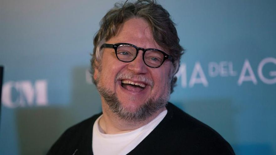"""The Shape of Water"" de Del Toro, entre las favoritas a los Bafta"