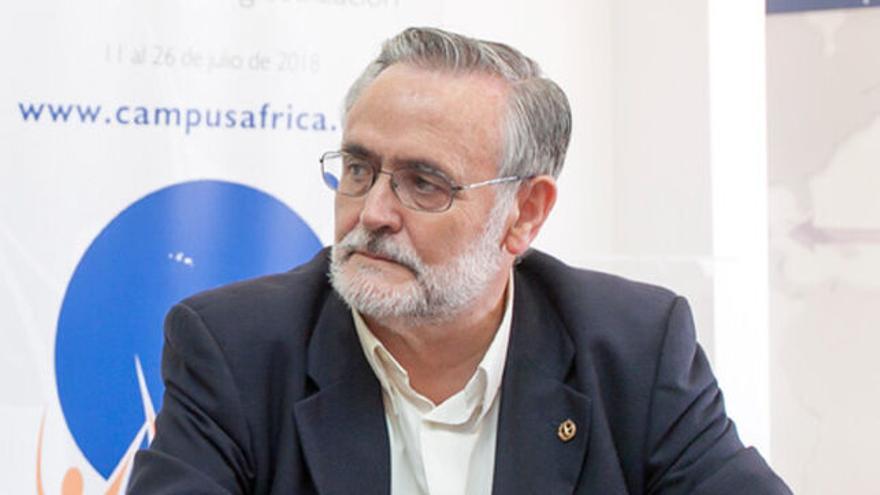 El catedrático José Gómez Soliño, uno de los galardonados de los Premios Canarias 2019.