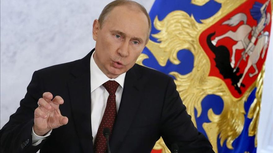Putin no puede permitirse una Ucrania que abandone sus lazos históricos con Rusia.