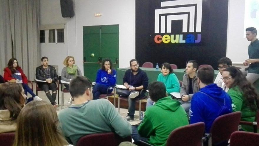 Imagen de archivo de la escuela del Consejo de la Juventud de Andalucía.