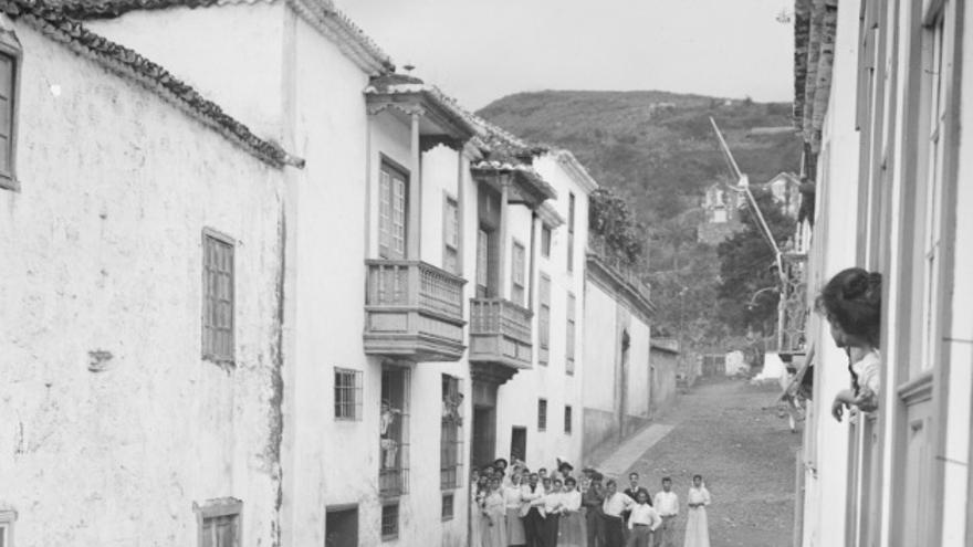 Casa de Alonso Pérez Díaz en la Calle Díaz Pimienta.