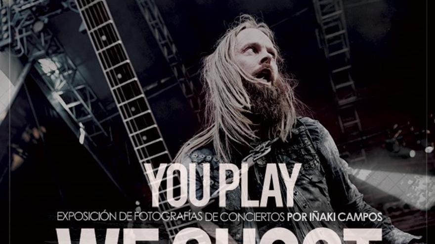 La exposición 'You play, we shoot' estará disponible hasta finales del verano.