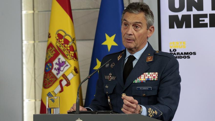 El JEMAD afirma que no se ha decidido aún la participación del Ejército en el estudio de seroprevalencia